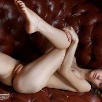Lapa a skinny and petite little nude girl with a perfect young flat body